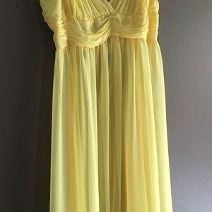 Victory Secret sleep gown